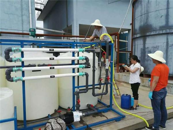 上海有色金属冶炼废水