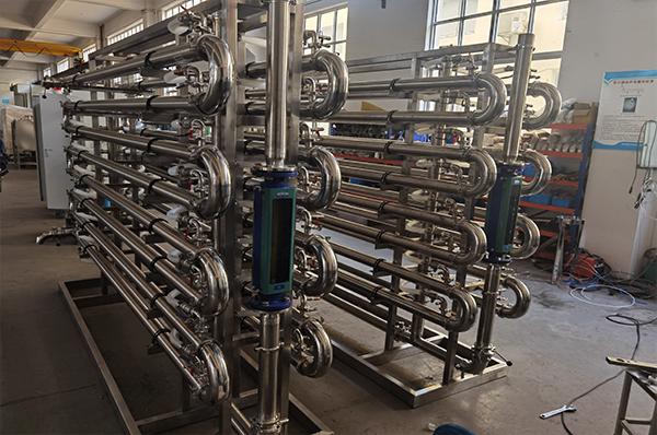 泵提式生物医药集成设备